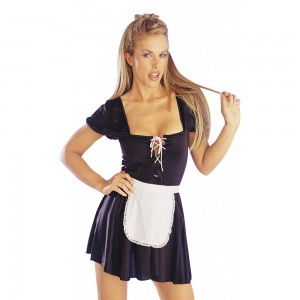 Seductive Maid Fancy Dress