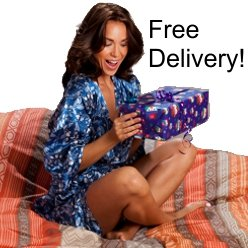 FREE delivery for all of your gifts