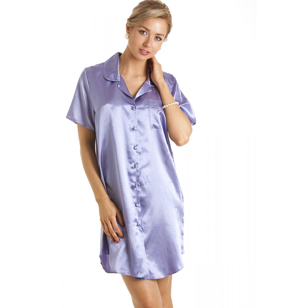 Nightgowns, Nightshirts for Women. Wearing a nightgown for women is like a full moon on a warm summer night. You may want to slip out of the door to the magic of the night.