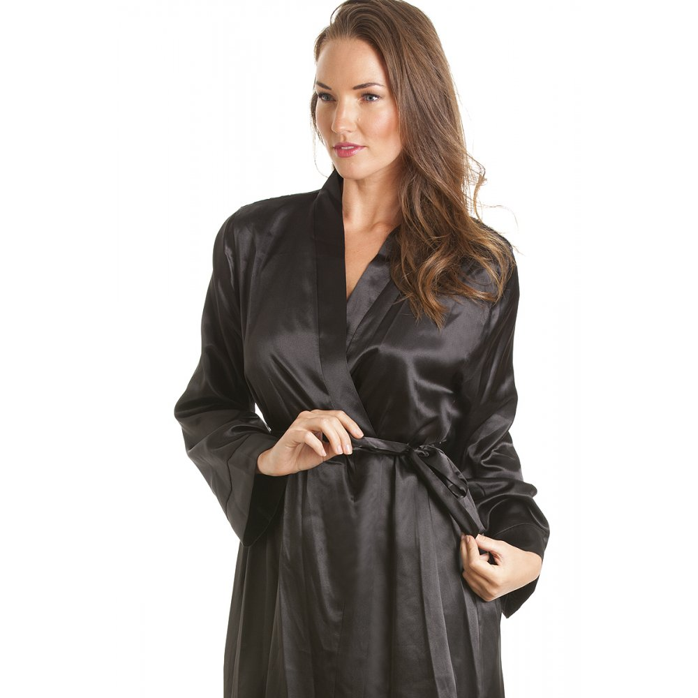 Slip into something more comfortable and shop our collection of women's sleepwear. Being comfy never looked so cool. Shop the range now. Pink Kimono Piped Detail Satin Robe more colors + $ Black Bride Squad Satin Pajama Set $
