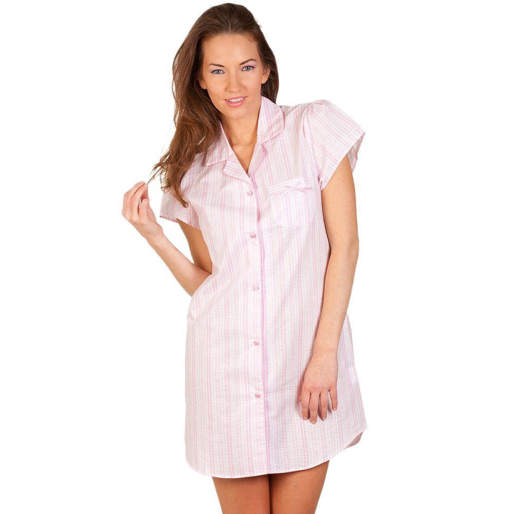 Our customers tell us time and time again how much they love to live in our nightshirts. There is something wonderful about comfort and a design that makes us all smile. Our nightshirts give a .