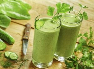 Healthy vegetable drink
