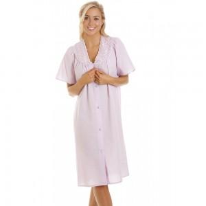 Pink Housecoat