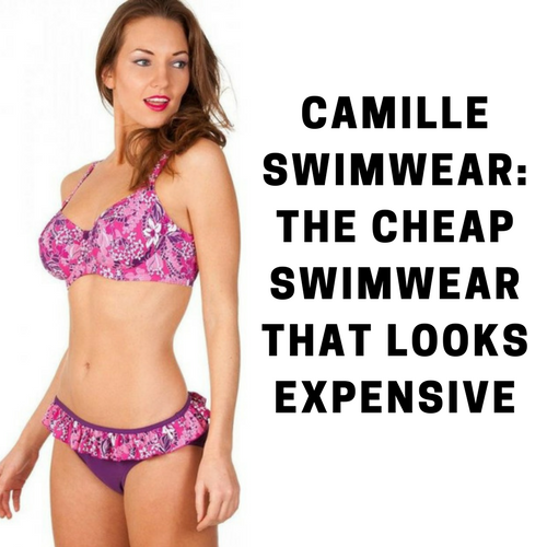 Camille: Cheap Swimwear That Looks Expensive
