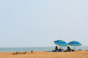Beach - Suncream