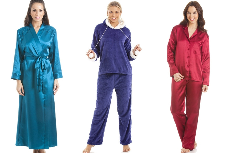 Jewel Tone Nightwear