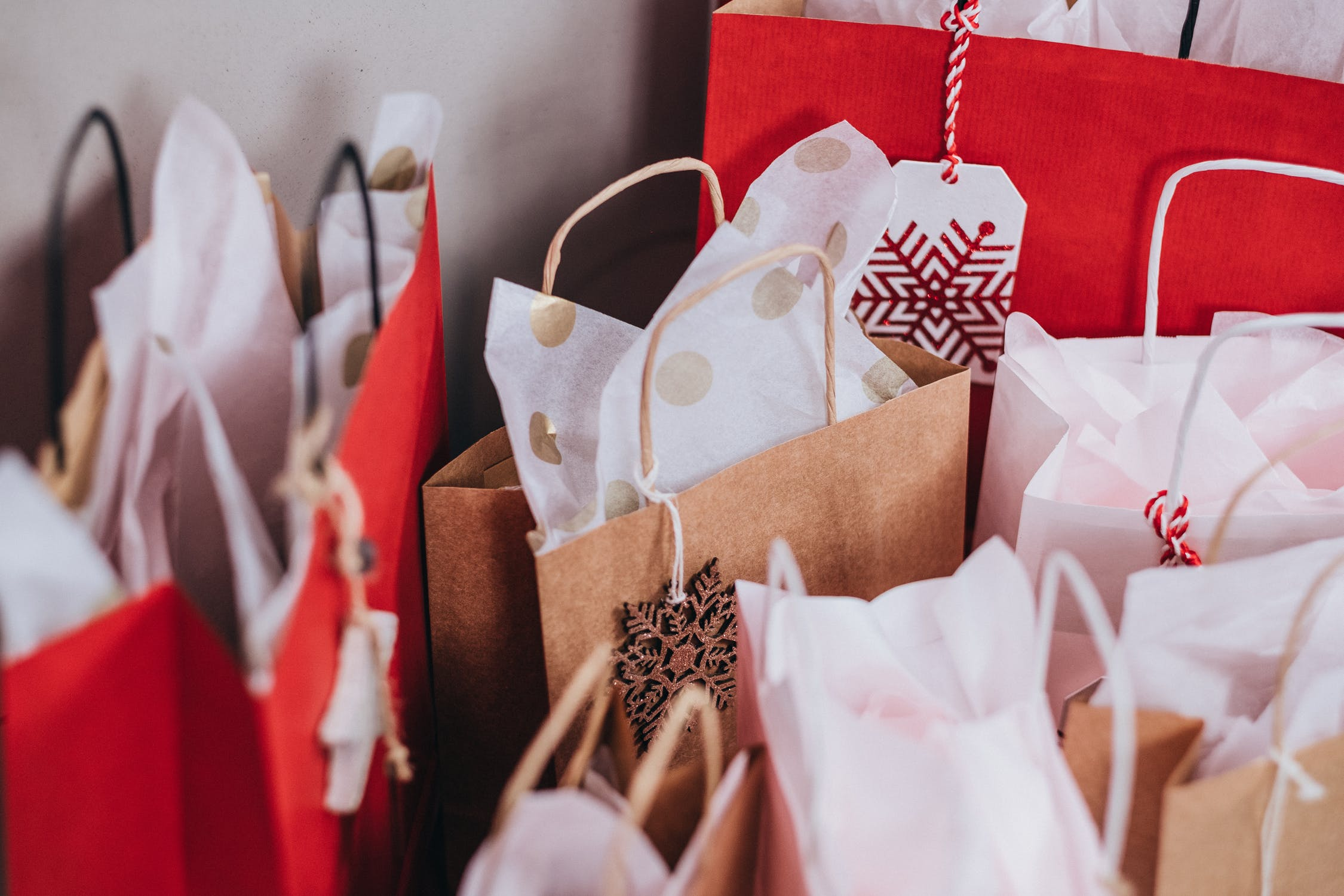 Top 5 Christmas Shopping Tips For Mum