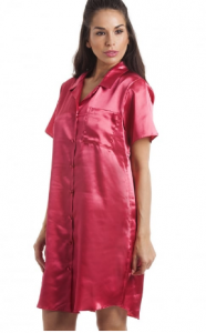 Valentines Gifts, Ladies Underwear, Satin Nightwear