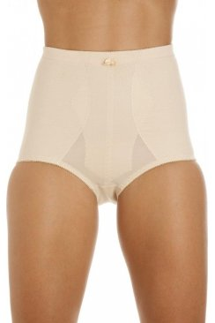 Beige Bella Magic Firm Control Support Briefs