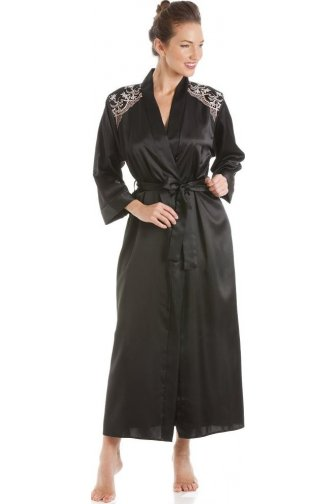 Black Dressing Gowns
