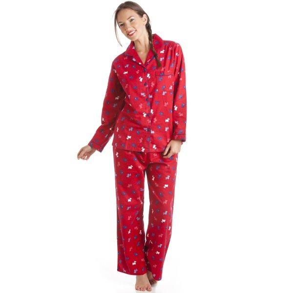 Dog Print Pyjamas Uk