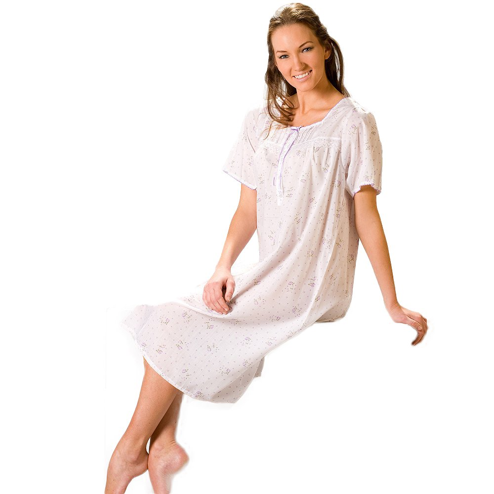 ladies night dress pyjamas - photo #1