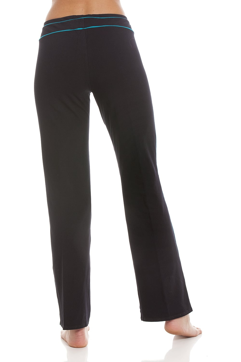 big discount sale newest great prices Ex Marks & Spencer Womens Full Length Black Jogging Bottoms