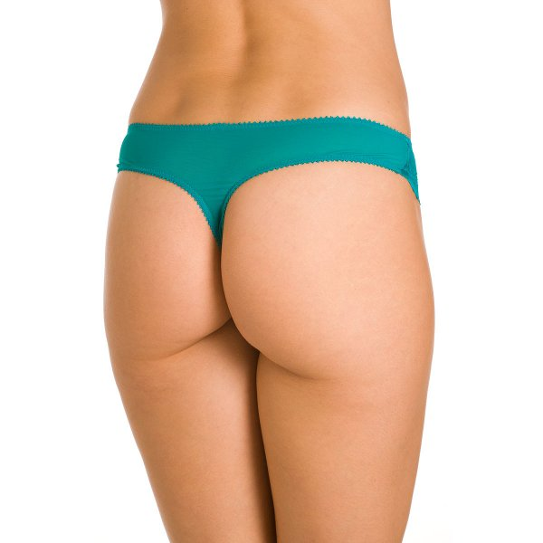 New Womens Camille Lingerie Green Lace Mesh Womens Underwear ...