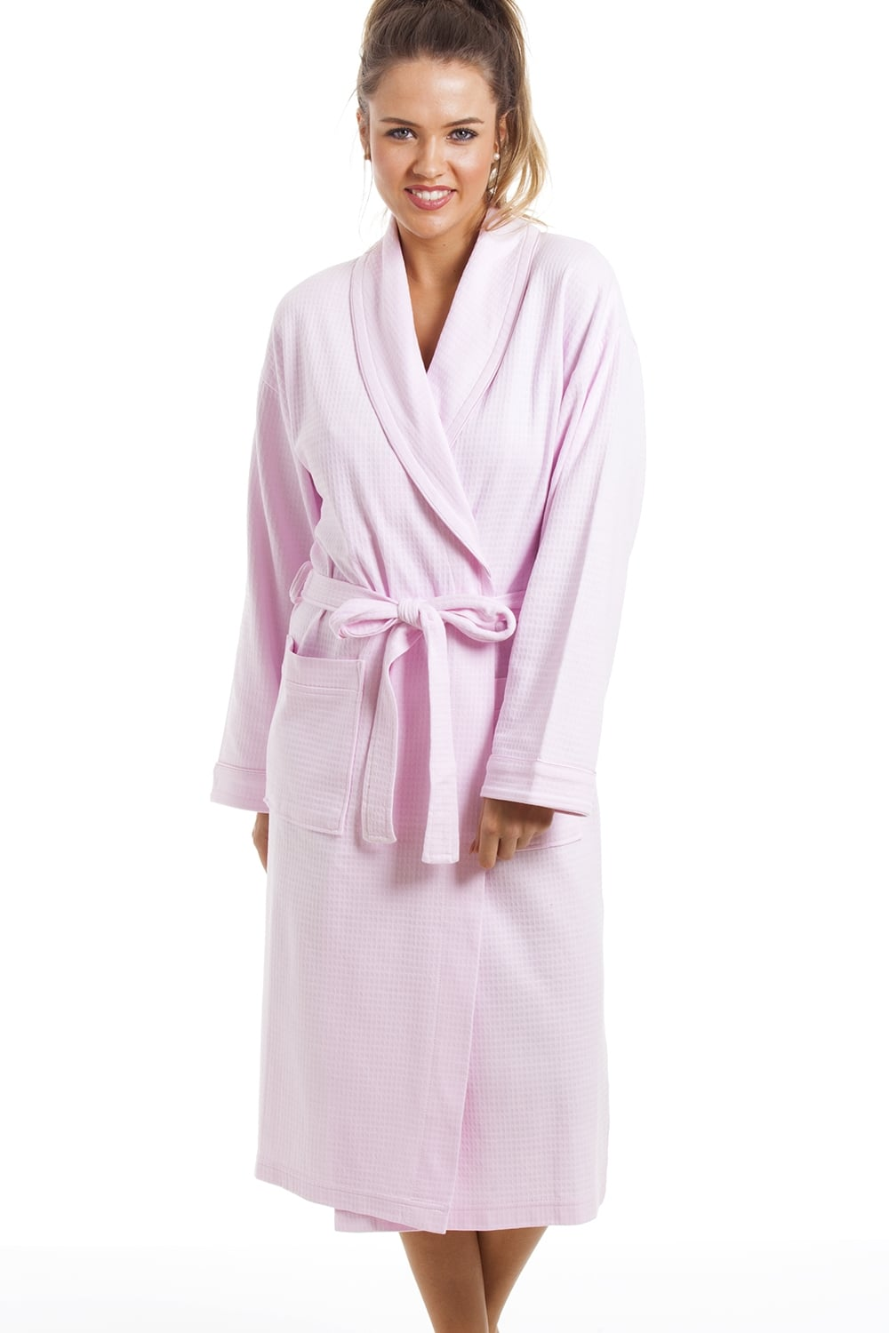 Luxury Lightweight Bathrobe 7VyND