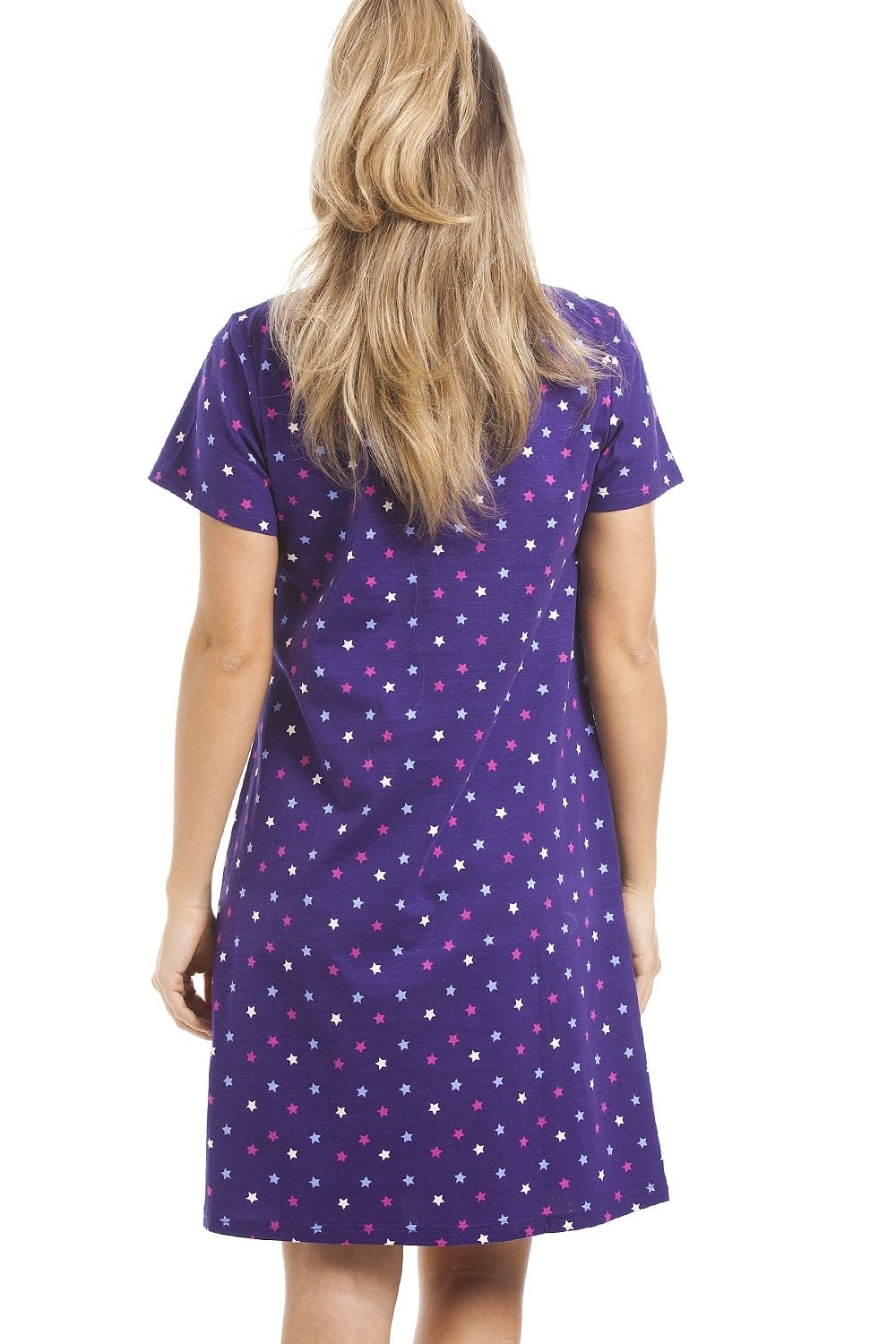 Camille Various Colour And Print Smooth Soft Cotton Summer Nightdresses 8f1ad8f0b