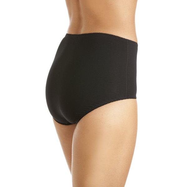 32424fea179d8 Camille Womens Black Cotton Control Shapewear Underwear Briefs