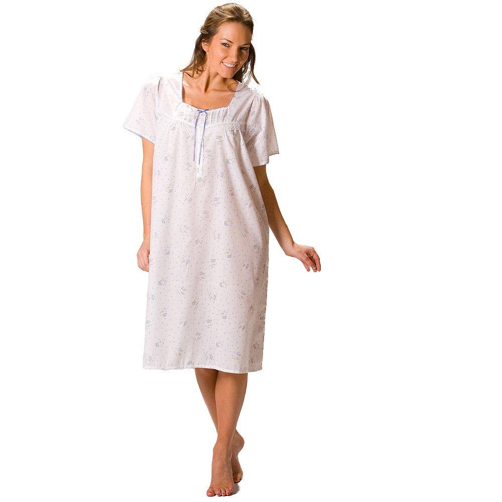 camille womens ladies blue lingerie floral sleepwear night. Black Bedroom Furniture Sets. Home Design Ideas