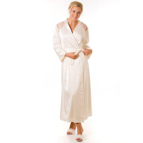 Long ivory dress uk