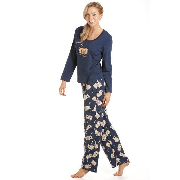 Womens Cat Pyjamas Uk