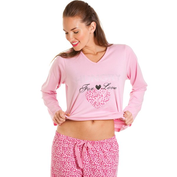 fa2c8d6e7c Hungry For Love Cotton Pyjamas