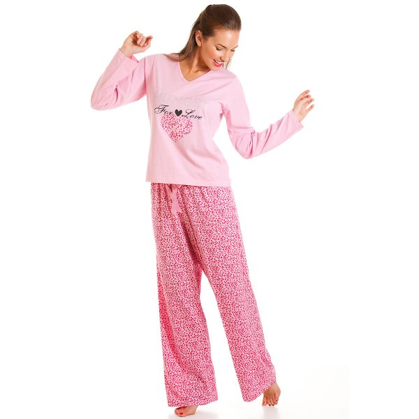 Hungry For Love Cotton Pyjamas