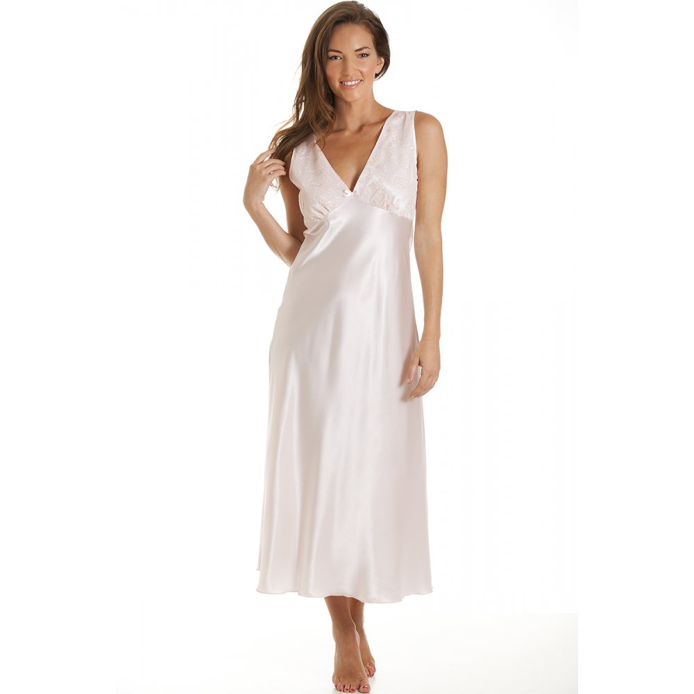 Genuwin Ladies Stretchy Satin Nightdress and Womens Night Dress Lingerie Sleepwear Nightwear Short V Neck. £ Prime. out of 5 stars 9. Nine X Satin Babydoll Plus Size Chemise , Lingerie, Sleepwear. £ - £ 4 out of 5 stars