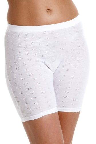 Womens Warm Underwear Thermal Winter Shorts