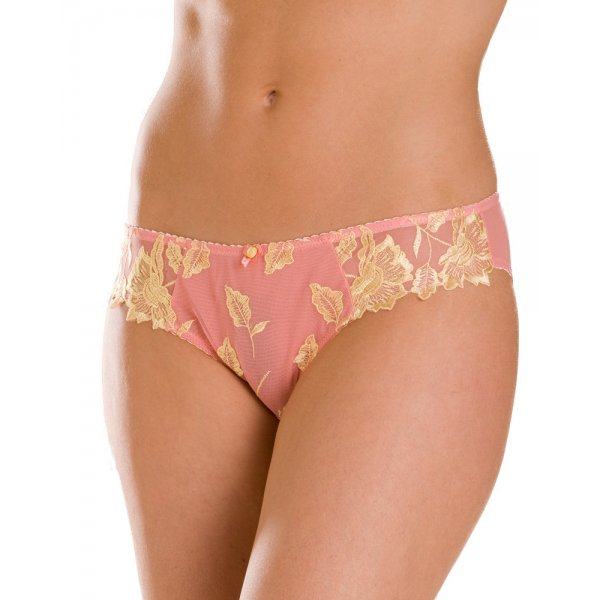 Ladies Camille Lime Lace Sheer Mesh Womens Knickers Lingerie Briefs ... 923d80a51