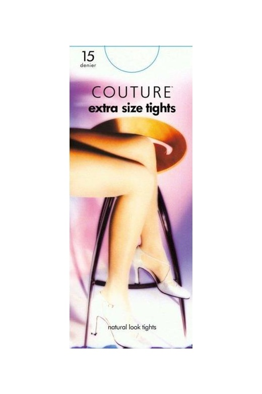 Tights Couture Extra Large Tights Nearly Black