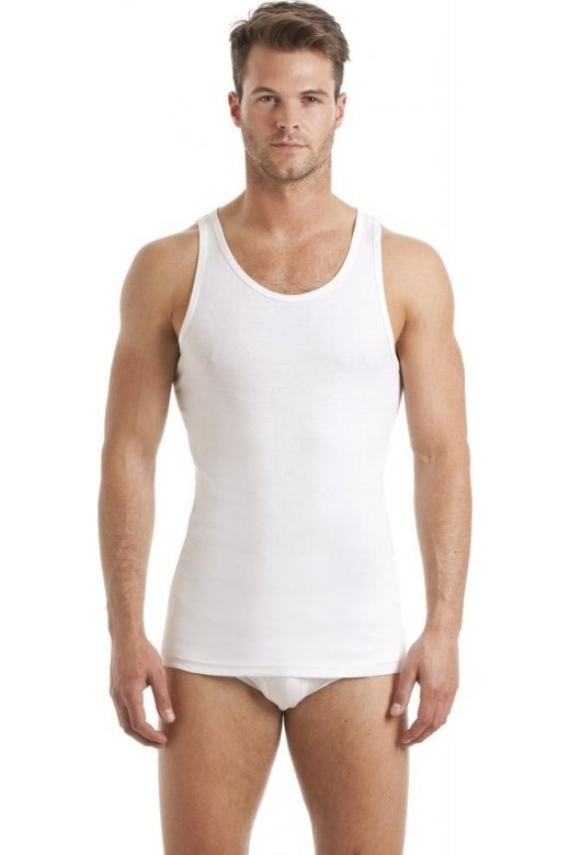 BANG+STRIKE has a terrific selection of men's fashion vest tops, including designer styles from 2(x)-ist, Andrew Christian, Diesel, Rufskin and Emporio Armani! We stock loose fitting sports tanks in air mesh fabrics and classic everyday athletic fit cotton stretch vests.