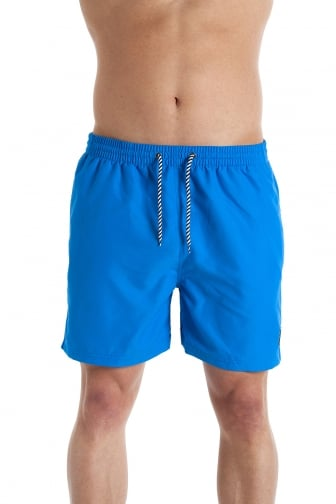 Mens Blue Swimming Shorts