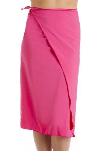 Long Length Pink Summer Beach Sarong