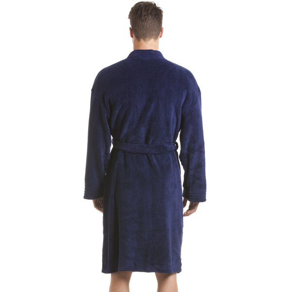 Luxurious dressing gowns and robes for men for laidback lounging hours. Browse supersoft towelling gowns. Next day delivery and free returns available. Grey Fleece Robe. £ Navy Borg Lined Robe. £ Green Super Soft Hooded Robe. £ Navy Fleece Robe. £ Navy Signature Towelling Robe. £ Plum Super Soft Hooded Robe.