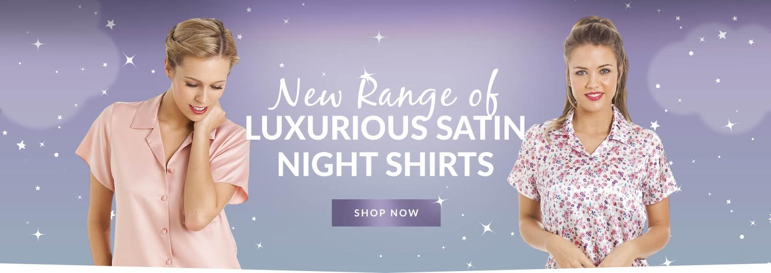 Satin Nightshirts