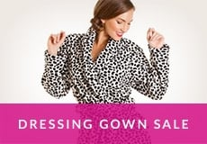 Dressing Gown Sale