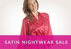 Satin Nightwear Sale
