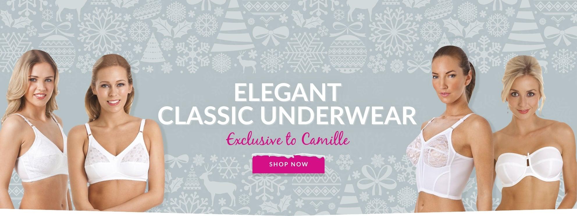 Best Classic Underwear from Camille