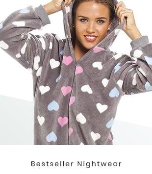 Bestselling Nightwear