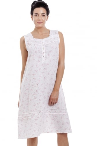 9d1fc3ff Women's Nightdresses | Long & Short Nightdresses | Camille