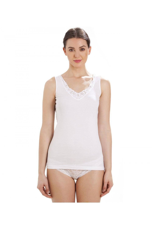 Ladies Ultra Comfort Soft Touch 100/% Cotton Camisole Vest 10-12,14-16,18-20