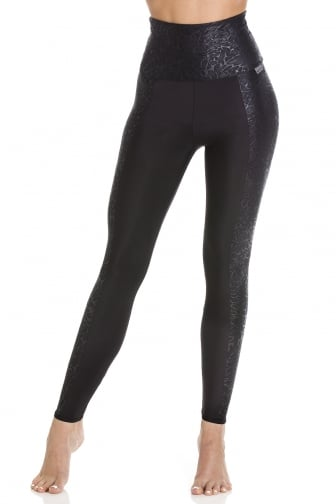 Proskins Black High Waisted Cellulite Busting Leggings