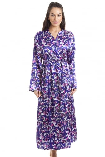 Womens Dressing Gowns Robes Camille