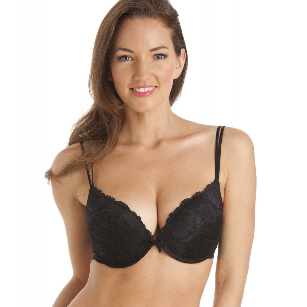 super boost padded push up underwire bra. Black Bedroom Furniture Sets. Home Design Ideas
