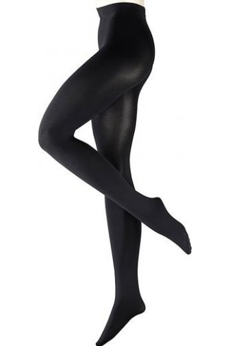 Two Pack Soft Opaque Luxury Tights