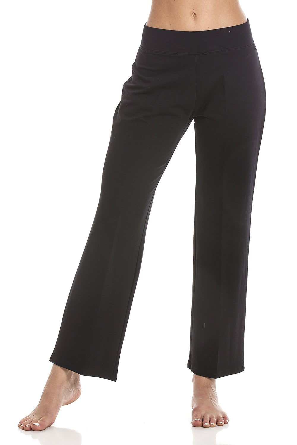 cheapest price choose latest highly praised Womens Black Lycra Jogging Bottoms