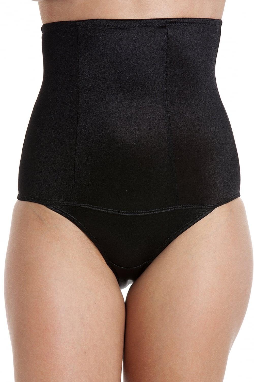 a717c72d270 New Womens Camille Black High Waist Briefs Ladies Slimming Shapewear ...