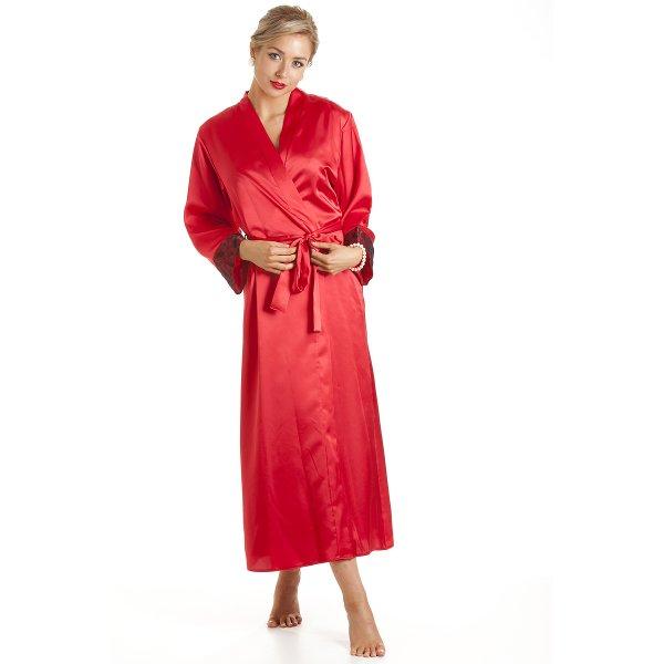Luxury satin robes