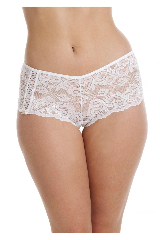 Sexy girls boxers underwear think, that